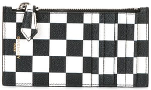Wallet, £365, by Givenchy, from farfetch.com.