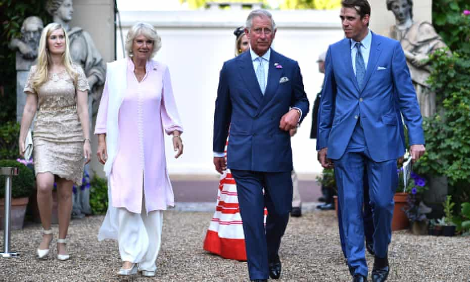Ben Elliot, the Conservative party co-chair, has been accused of benefiting from introducing a Tory donor to Prince Charles