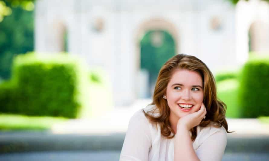 Mezzo soprano Tara Erraught