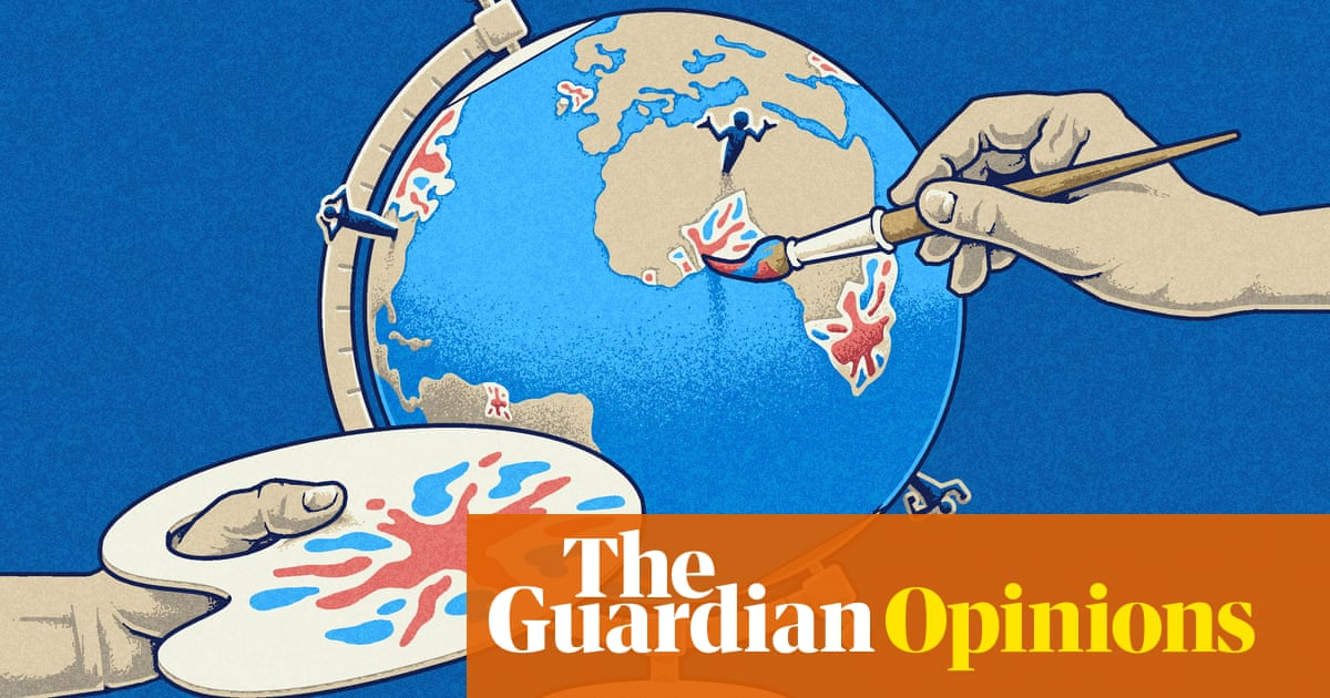 Britain Sees The Commonwealth As Its Trading Empire It Is Sadly