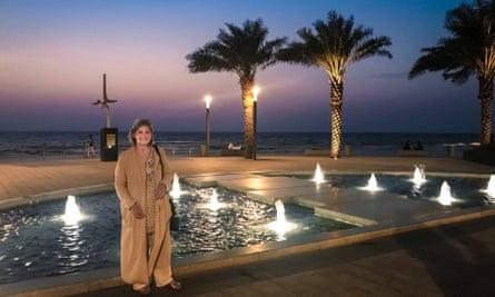 Headteacher Binks Neate-Evans moved to a school in Jeddah, Saudi Arabia.