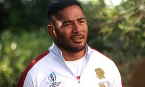 Manu Tuilagi grew up in Samoa idolising Jonah Lomu and cannot wait to face New Zealand on Saturday.