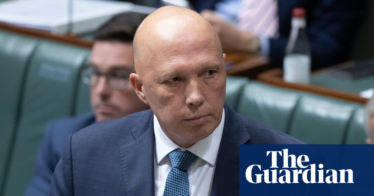 Peter Dutton flags more US troops on Australian soil citing potential China conflict – The Guardian