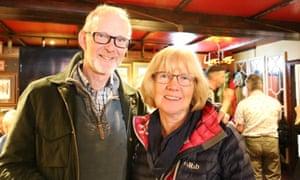 John and Fiona Hutchinson