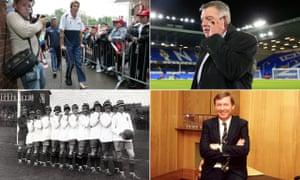 Glenn McGrath, Sam Allardyce, Sir Alex Ferguson  and the Dick, Kerr Ladies team