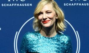 Cate Blanchett will speak to raise awareness of the refugee crisis.
