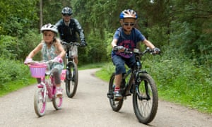 Bedgebury National Pinetum & Forest Family cycling at Bedgebury National Pinetum and Forest, Goudhurst, Kent
