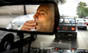 'The endless heavy traffic drains you psychologically' … is Cairo one of the most stressful places on the planet?