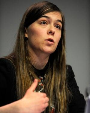Beth Prescott, Tory candidate in Dewsbury.