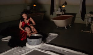 Subplots … Sleep No More staged with Chinese twists in Shanghai.