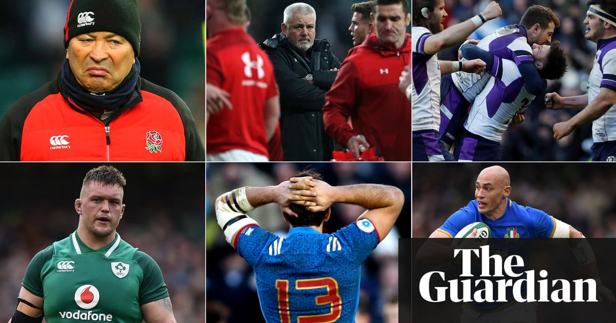 Six Nations Talking Points From The Weekends Action Sport The