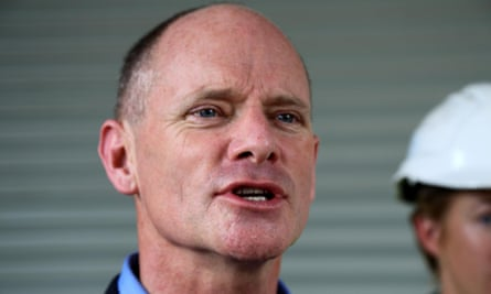 Queensland premier Campbell Newman has repeated allegations the Labor party is funded by bikies.