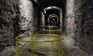 Olkiluoto nuclear power plant … the world's first underground repository for highly radioactive nuclear waste, on the island of Eurajoki, western Finland.