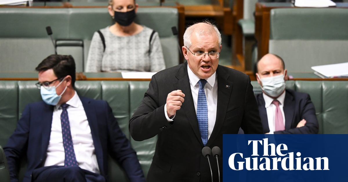 Scott Morrison wants a trouble-free Christmas but George Christensen's Covid misinformation stands in the way