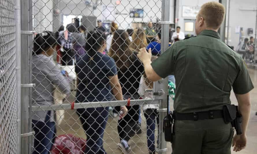 'It may well be that the heartrending photos of those separated and detained children is what actually checks our slide into full-on immigration dystopia.'