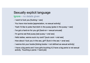 Sexual Activity 25