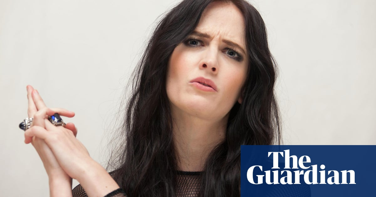Eva Green: 'I don't want to be put in a box marked Weird