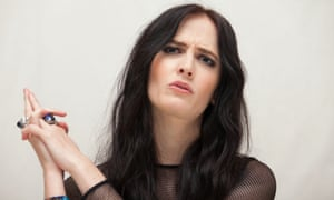 Eva Green: 'Can you imagine being in character the whole time? Ugh, no.'