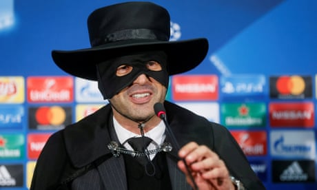 Liverpool lash in seven, the mask of Zorro and derby days – Football Weekly Extra