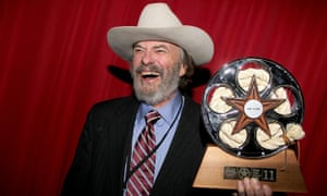 Rip Torn backstage during the Texas Film Hall of Fame awards on 10 March 2011 in Austin, Texas