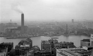 Bankside, London, 1962