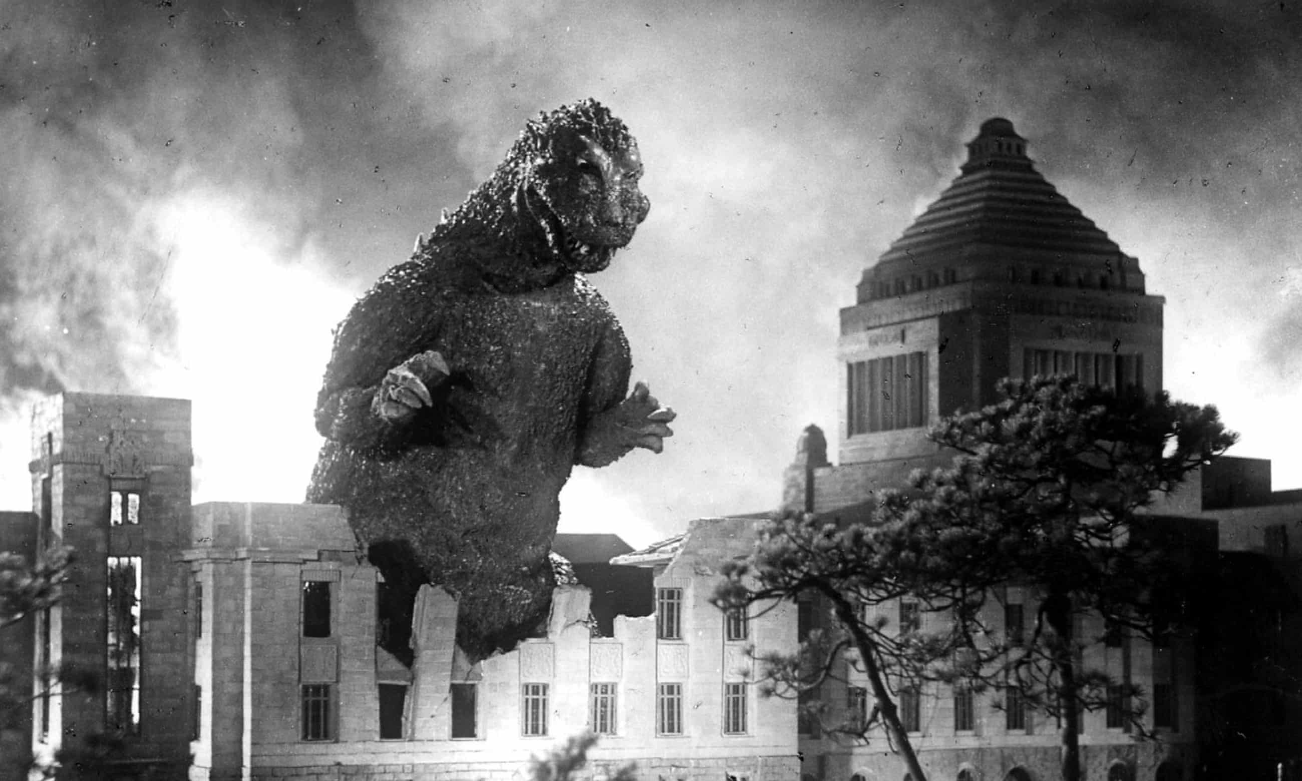 Godzilla: the early years - in pictures