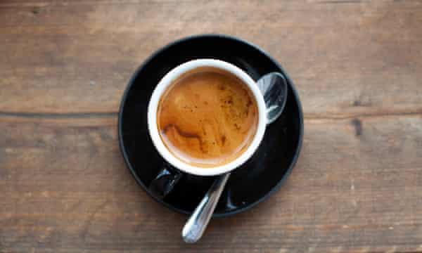 Freshly brewed espressoGettyImages-153328331