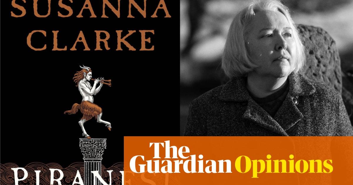 Susanna Clarke's Piranesi is a triumphantly unusual Women's prize winner