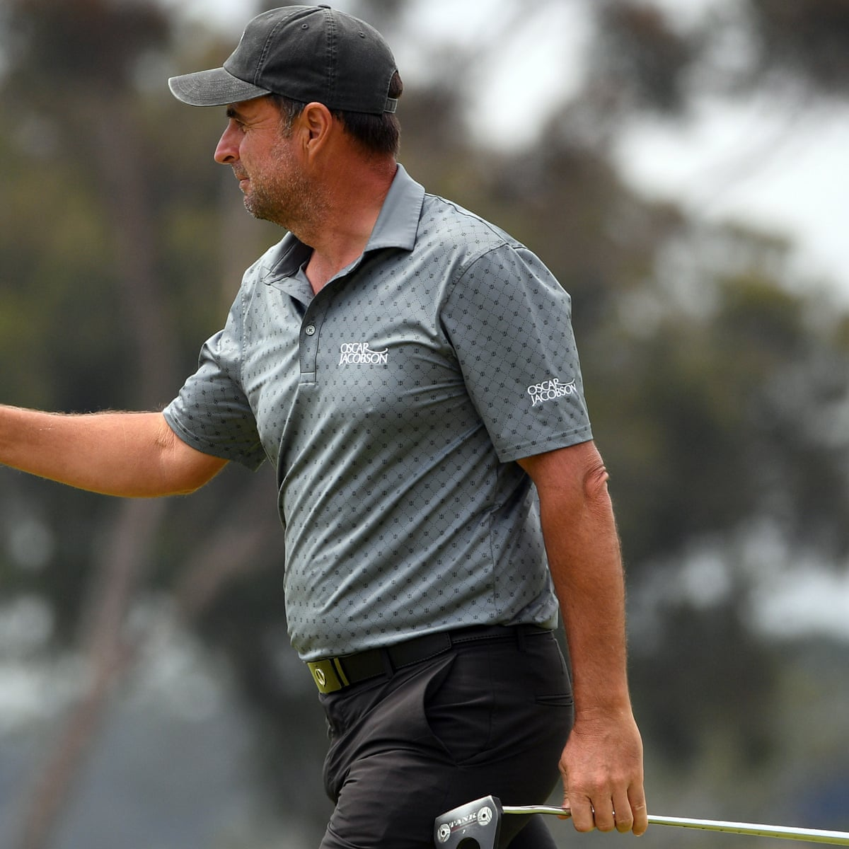 Us Open Golf 2021 Second Round As It Happened Sport The Guardian