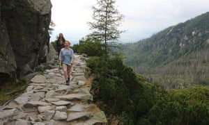 Maddy's favourite family trip ever was walking in Slovakia's Tatra mountains.
