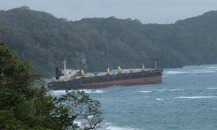 The MV Solomon Trader