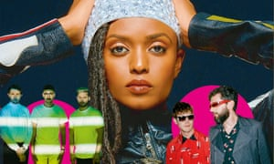 There's not a problem they can't fix: Alt-J; Kelela; MGMT.