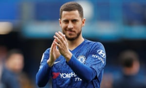 Eden Hazard is likely to salute Chelsea's fans for the final time in Baku.