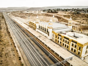 In Ethiopia's bushlands, promised riches of a railway boom turn to
