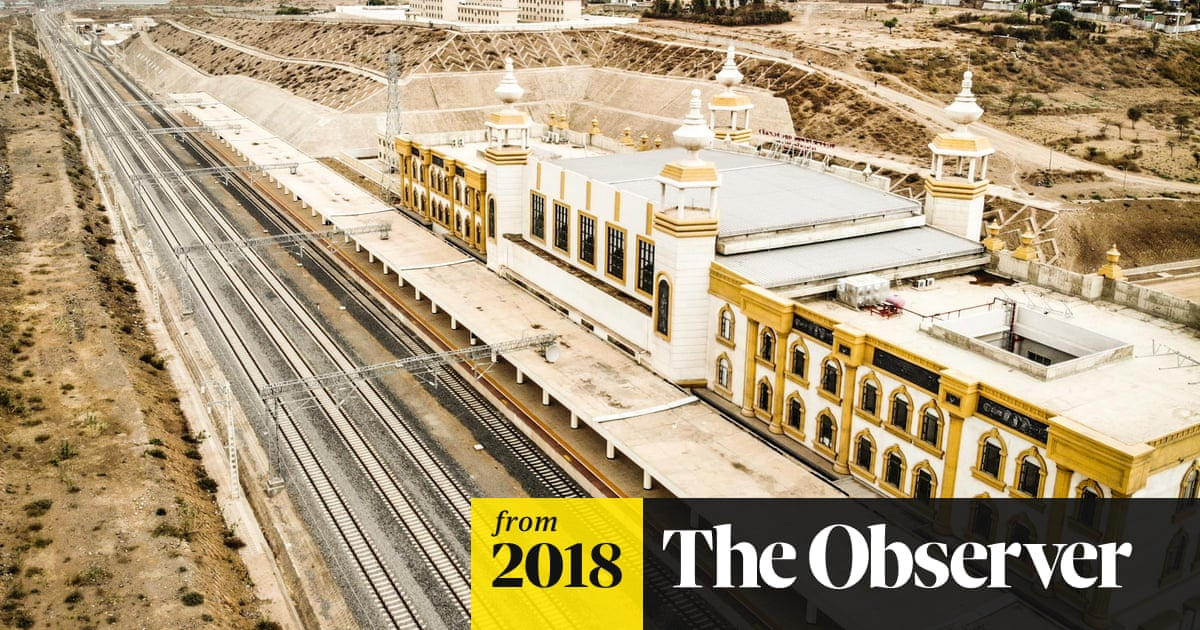 In Ethiopia's bushlands, promised riches of a railway boom