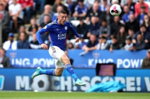 There's talk of a top six finish among Leicester fans after another exciting performance under Brendan Rodgers. Jamie Vardy scored twice as they put Bournemouth to the sword, moving up to third in the table in the process.
