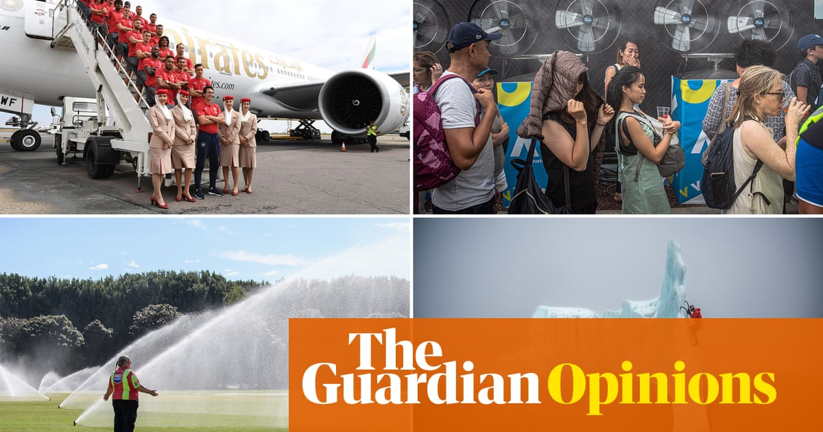 Our futures are at stake: sports climate crisis weakness and how to change it