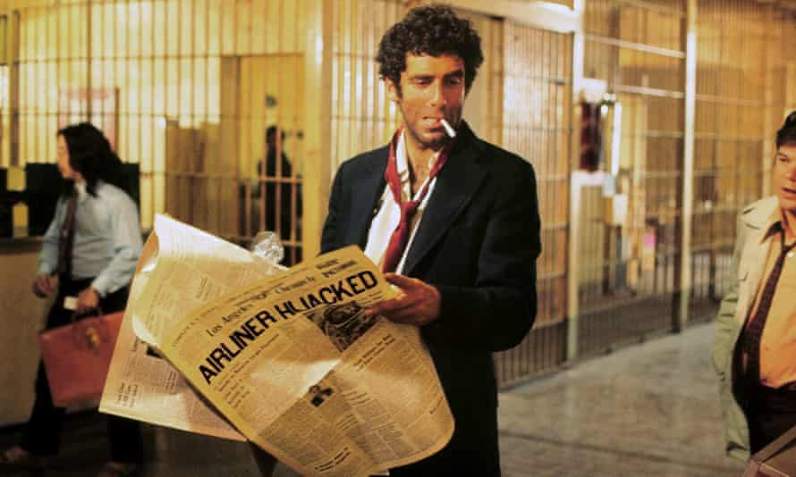 Gould as Philip Marlowe in Altman's The Long Goodbye. Photograph: Allstar/MGM