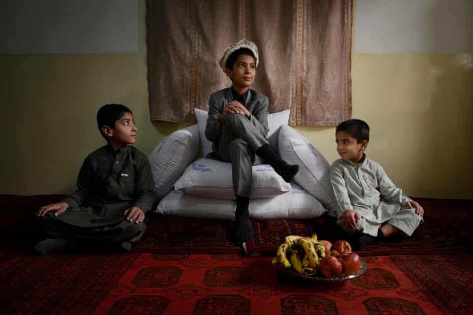 Tabaan, 13, Afghanistan