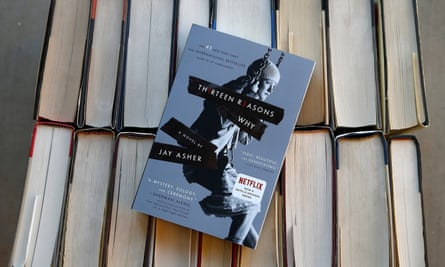 """Thirteen Reasons Why topped the American Library Association's list of """"challenged"""" books from 2017."""