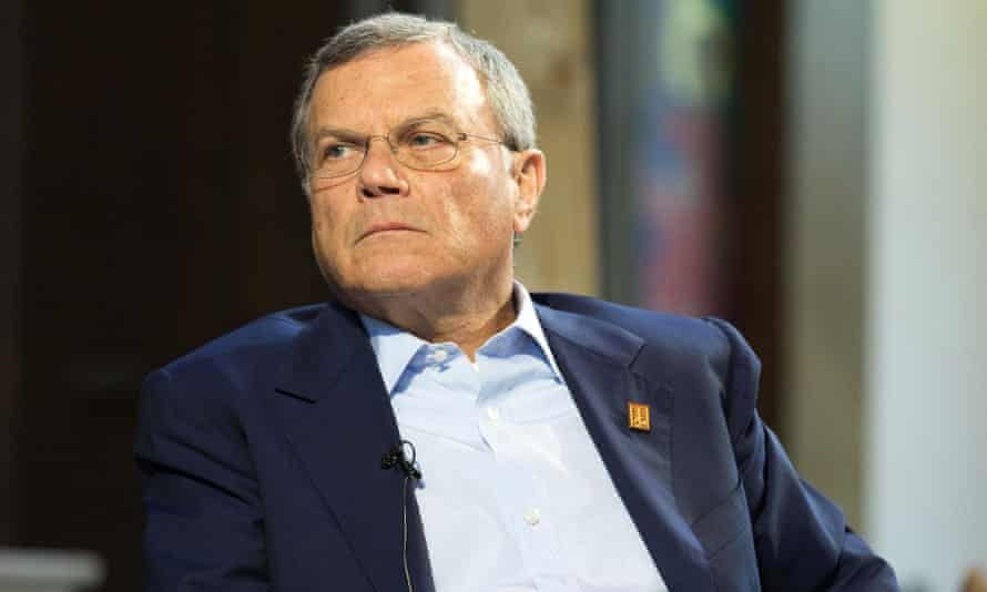 This is the seventh year Sir Martin Sorrell has donated shares to his charitable trust