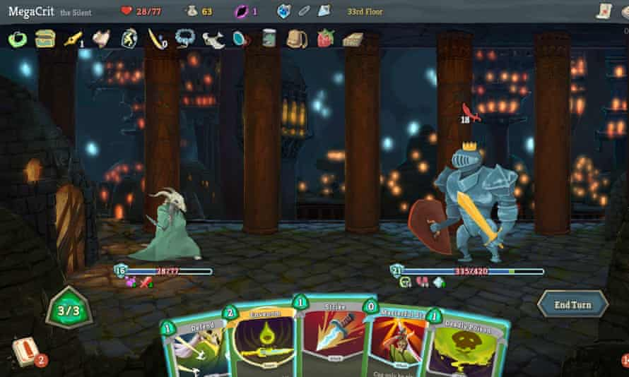 Play your cards right … Slay the Spire.