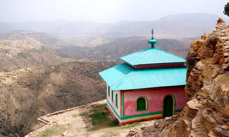 The ancient Debre Damo monastery, which dates from the 6th century, is reported to have been attacked.