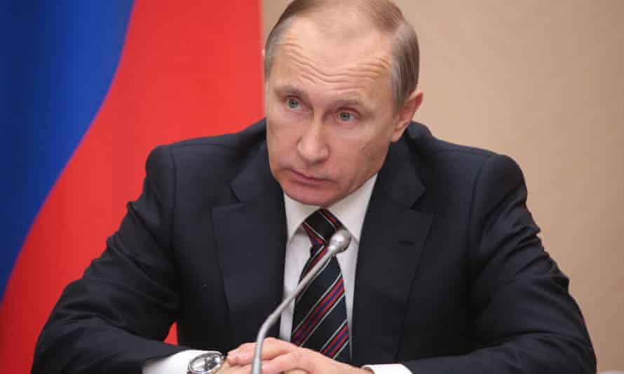 Vladimir Putin, who announced that Russian scientists have developed an Ebola virus vaccine, is known for making headline-grabbing announcements.