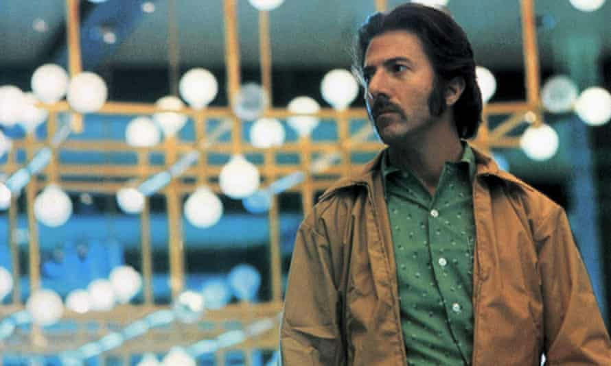 Dustin Hoffman as Max Dembo in Straight Time, the 1978 fil version of No Beast So Fierce.