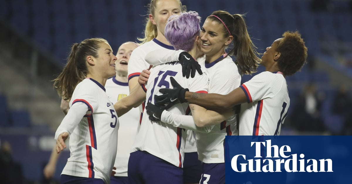 USWNT face rivals Sweden at Olympics as GB play hosts Japan