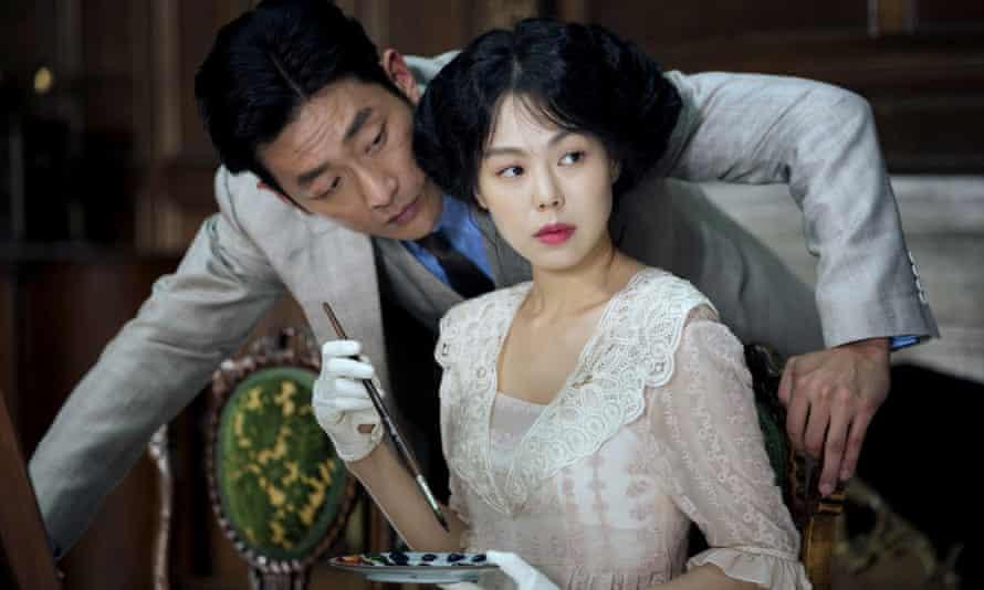 Ha Jung-woo and Kim Min-hee.