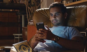Aziz Ansari in Master of None.