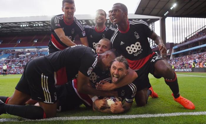 Roberto Di Matteo lupaa Aston Villain nousun Nottingham Forestin vetämisen jälkeen