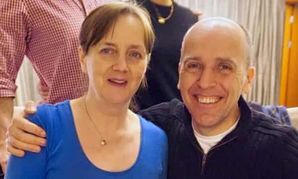 Shirley and David Donovan.